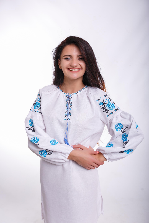Сукня вишиванка «Ружа» - ЕТНОLOOK d085f2f337912