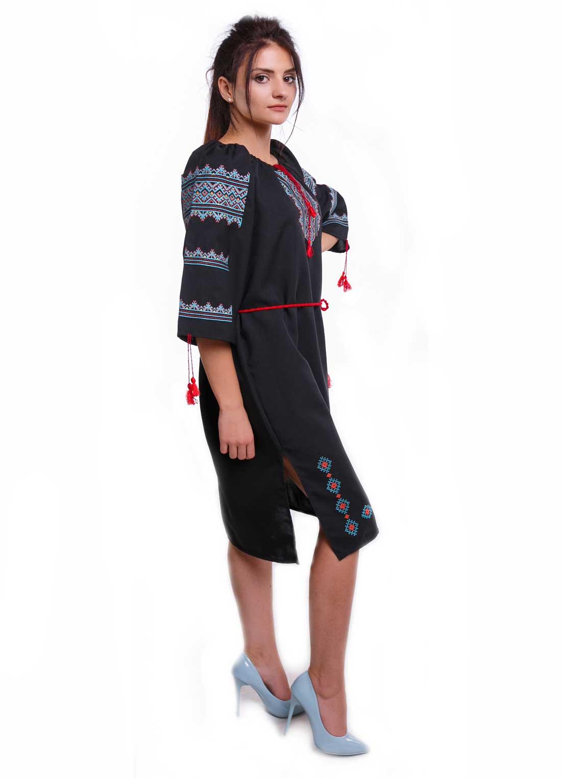 Сукня «Галичанка» - ЕТНОLOOK 3b880655ac560